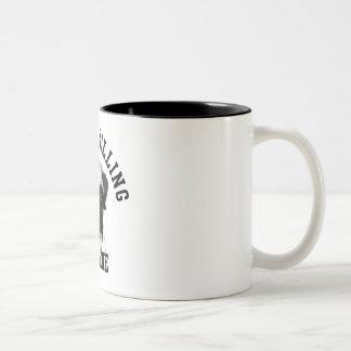 Máquina atea de la matanza tazas de café