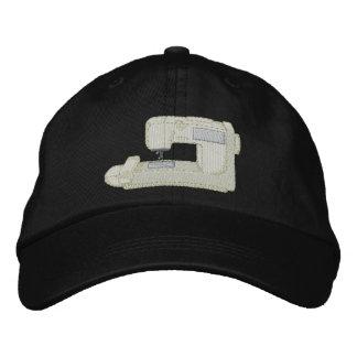 Máquina casera del bordado gorra de beisbol bordada