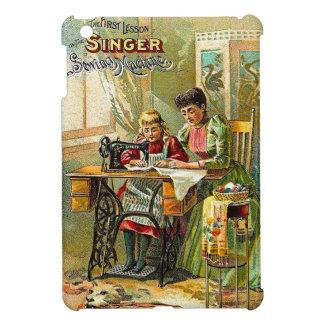"""Máquina de coser del cantante vintage """"de la prime"""