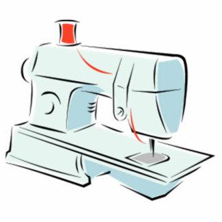 Máquina de coser fotoescultura vertical