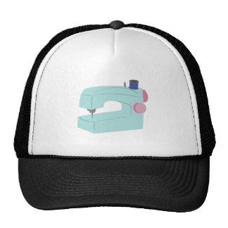 Máquina de coser gorras de camionero