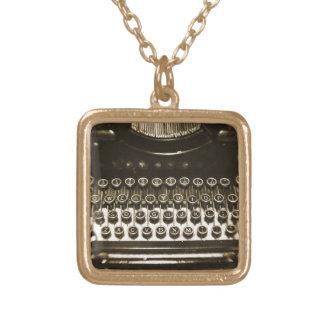 Máquina de escribir grimpola