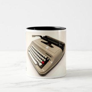 Máquina de escribir del sotobosque 319
