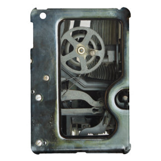 Máquina de escribir del vintage iPad mini protector