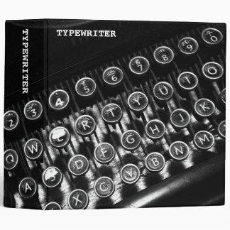 """Máquina de escribir del vintage (los 2in) carpeta 2"""""""