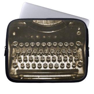 Máquina de escribir fundas ordendadores