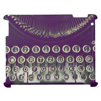 Máquina de escribir pasada de moda