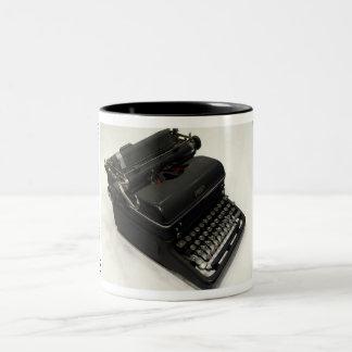 Máquina de escribir real de KMM