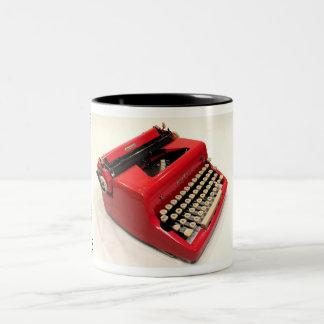 Máquina de escribir Royal Quiet De Luxe - 1957 Taza Dos Tonos