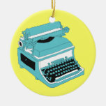 Máquina de escribir - SRF Adorno De Reyes