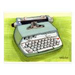 Máquina de escribir totalmente auto de la obra postal