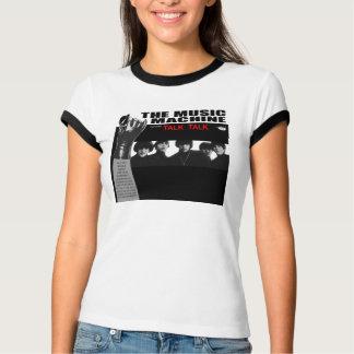 Máquina de la música: Gírese Camisas