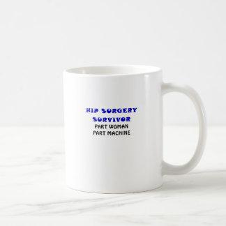 Máquina de la pieza de la mujer de la pieza del taza de café