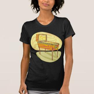Máquina de pinball camisetas