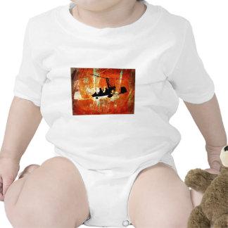 Máquina de vuelo traje de bebé