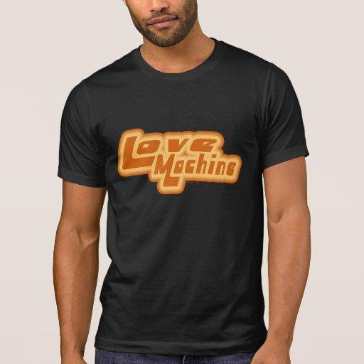 Máquina del amor playera