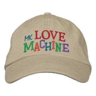 Máquina del amor por SRF Gorra De Beisbol