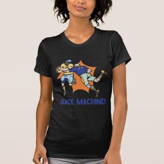 Máquina del saco camiseta