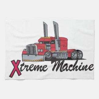 Máquina extrema toalla de cocina