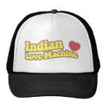 Máquina india del amor gorra