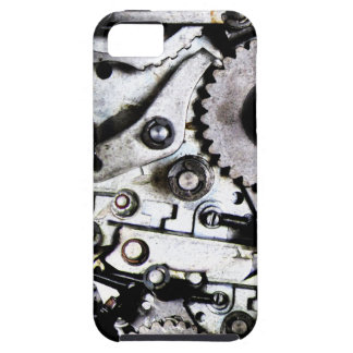 Máquina industrial dura de Steampunk Funda Para iPhone SE/5/5s