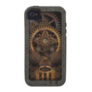 Máquina infernal 2B de Steampunk Case-Mate iPhone 4 Funda