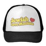 Máquina judía del amor gorra