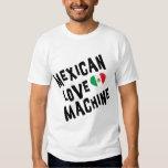 Máquina mexicana del amor poleras