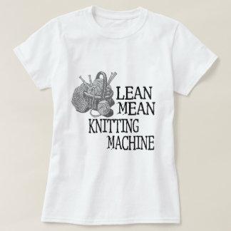 Máquina para hacer punto playera