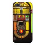 Máquina tocadiscos antigua iPhone 5 carcasa