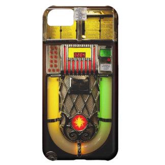 Máquina tocadiscos carcasa iPhone 5C