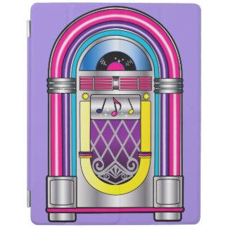 Máquina tocadiscos cover de iPad