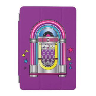 Máquina tocadiscos cubierta de iPad mini
