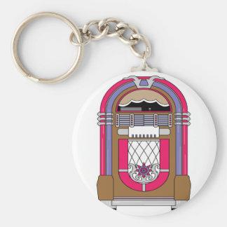 máquina tocadiscos llavero personalizado