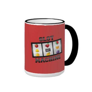 Máquina tragaperras tazas de café
