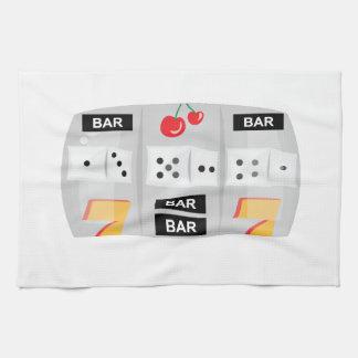 Máquina tragaperras toallas de mano