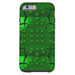 Máquina verde funda de iPhone 6 tough