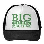 Máquina verde grande - verde gorros
