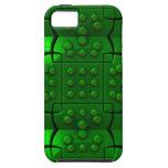 Máquina verde iPhone 5 Case-Mate carcasa