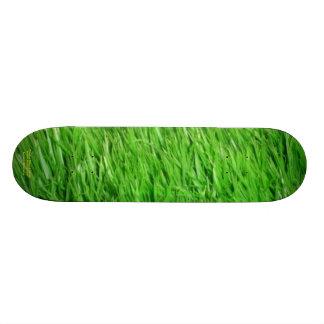 Máquina verde patines