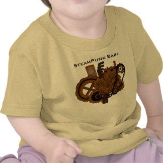 Maquinaria de Steampunk (cobre) Camiseta