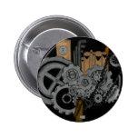 Maquinaria de Steampunk Pins