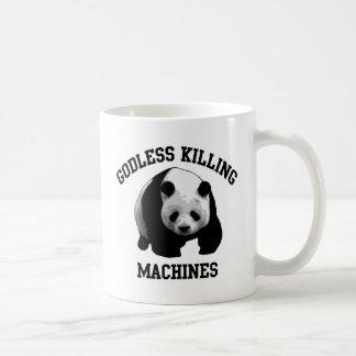 Máquinas ateas de la matanza taza clásica