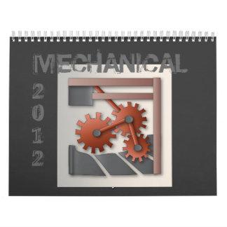 Máquinas Calendarios