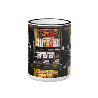 Máquinas ideales - máquinas tragaperras taza de dos colores