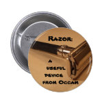 Maquinilla de afeitar: un dispositivo útil de Occa Pin