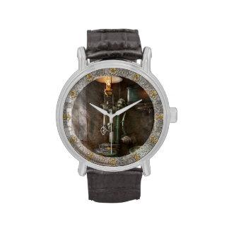 Maquinista - donde están nacidas las invenciones relojes