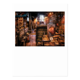 Maquinista - el sitio común de Ed Tarjeta Postal