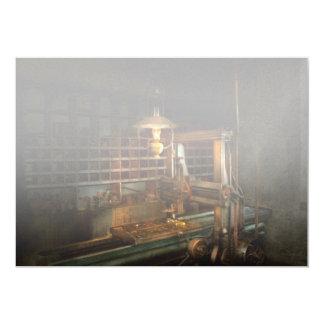 Maquinista - en los molineros comunicado
