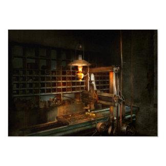 Maquinista - en los molineros comunicados personales